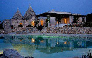 Villa Italie région des pouilles