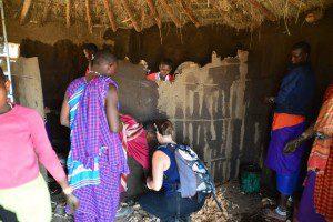 Découverte d'un village Massaï.